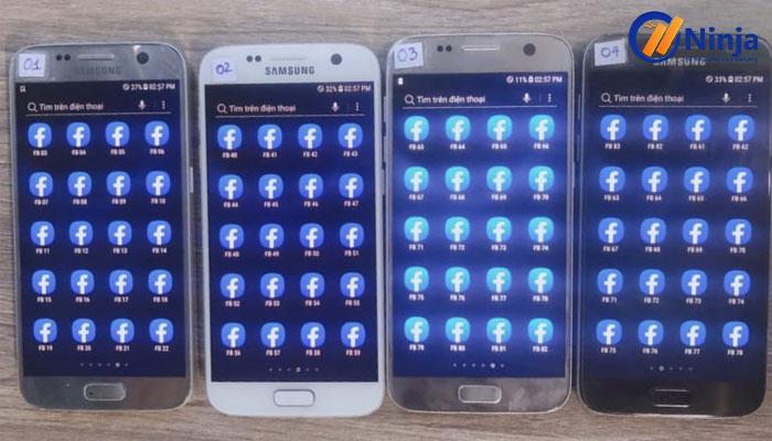 Phần mềm nuôi nick trên điện thoại quản lí nuôi nnick tự động