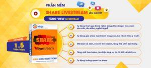 Phần mềm Share livestream hỗ trợ kinh doanh Online cuối năm